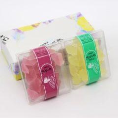 ぶどう氷2個パック(ぶどう・れもん)<br>960円(税込)